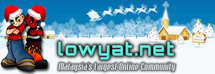 Lowyat.NET Forums