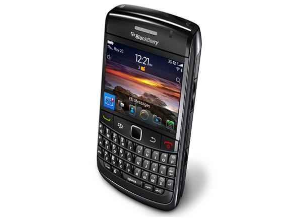 Blackberry Bold 2011 Releases